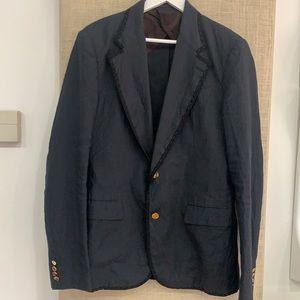 KOLOR japan sashiko top stitching jacket